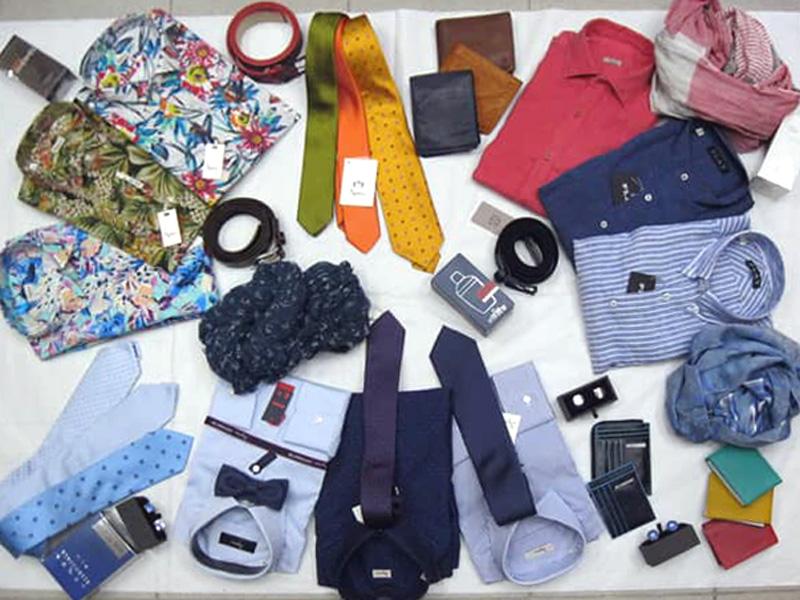 Dettagli Accessori e Abbigliamento