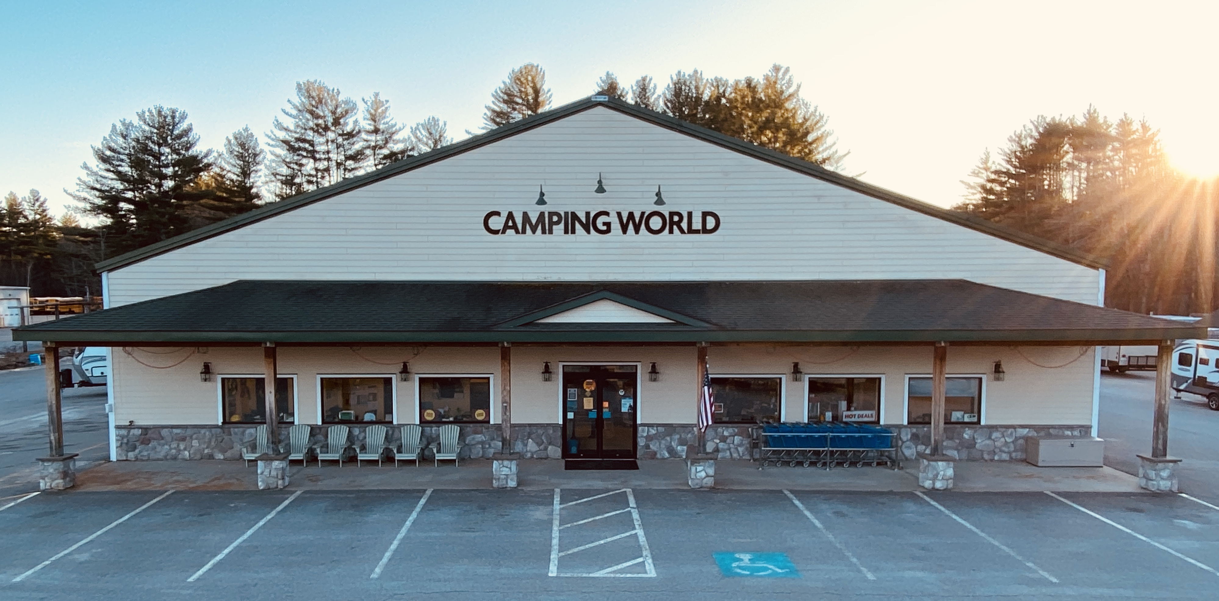 Camping World of Conway