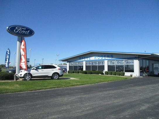 Steve Rogers Ford - Waterville, OH 43566 - (419)878-8151 | ShowMeLocal.com