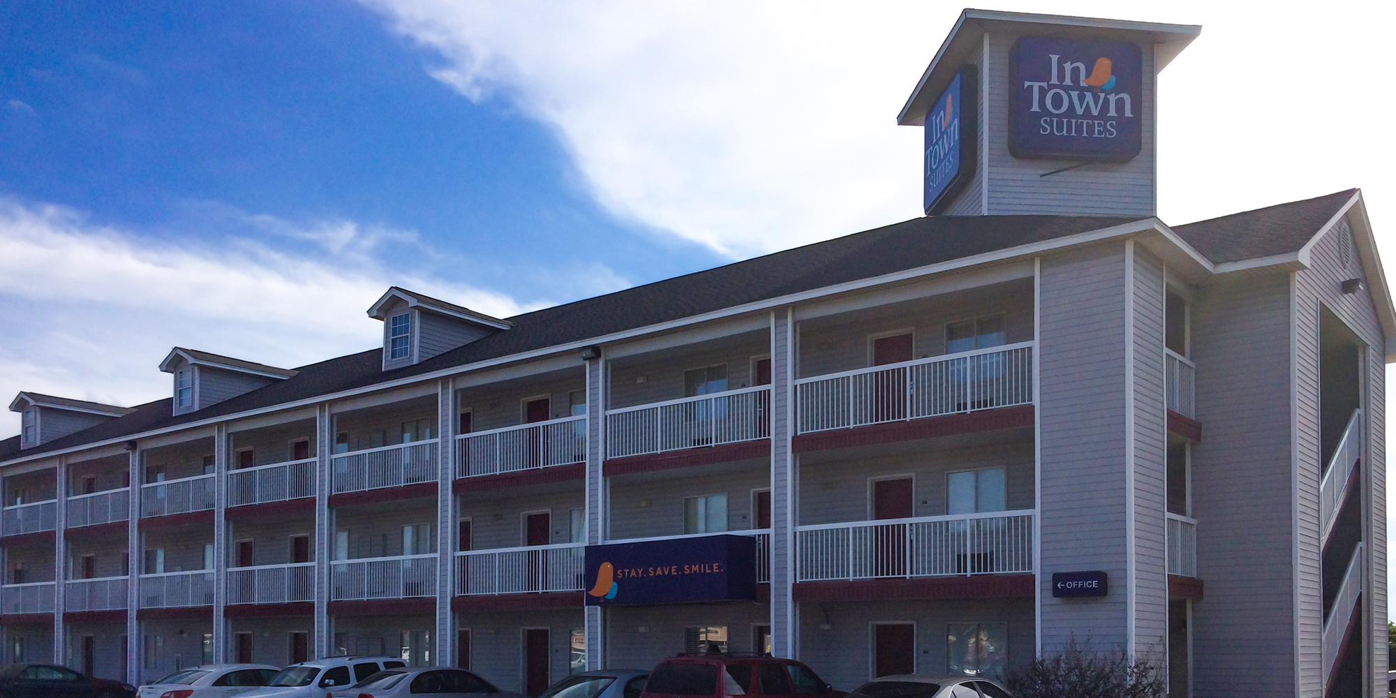 InTown Suites Extended Stay Houston TX - West