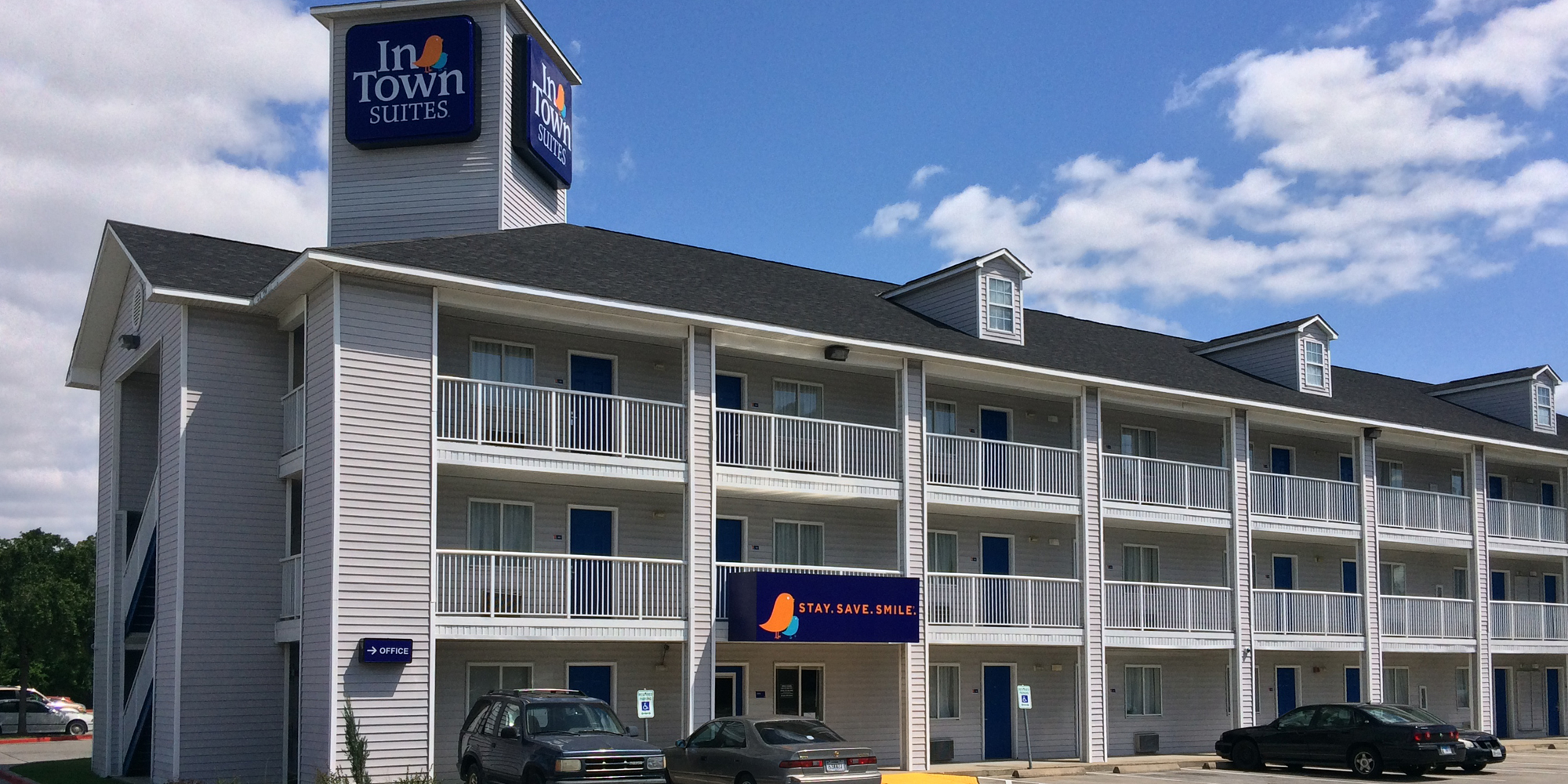 InTown Suites Extended Stay Houston TX - Stuebner Airline Road