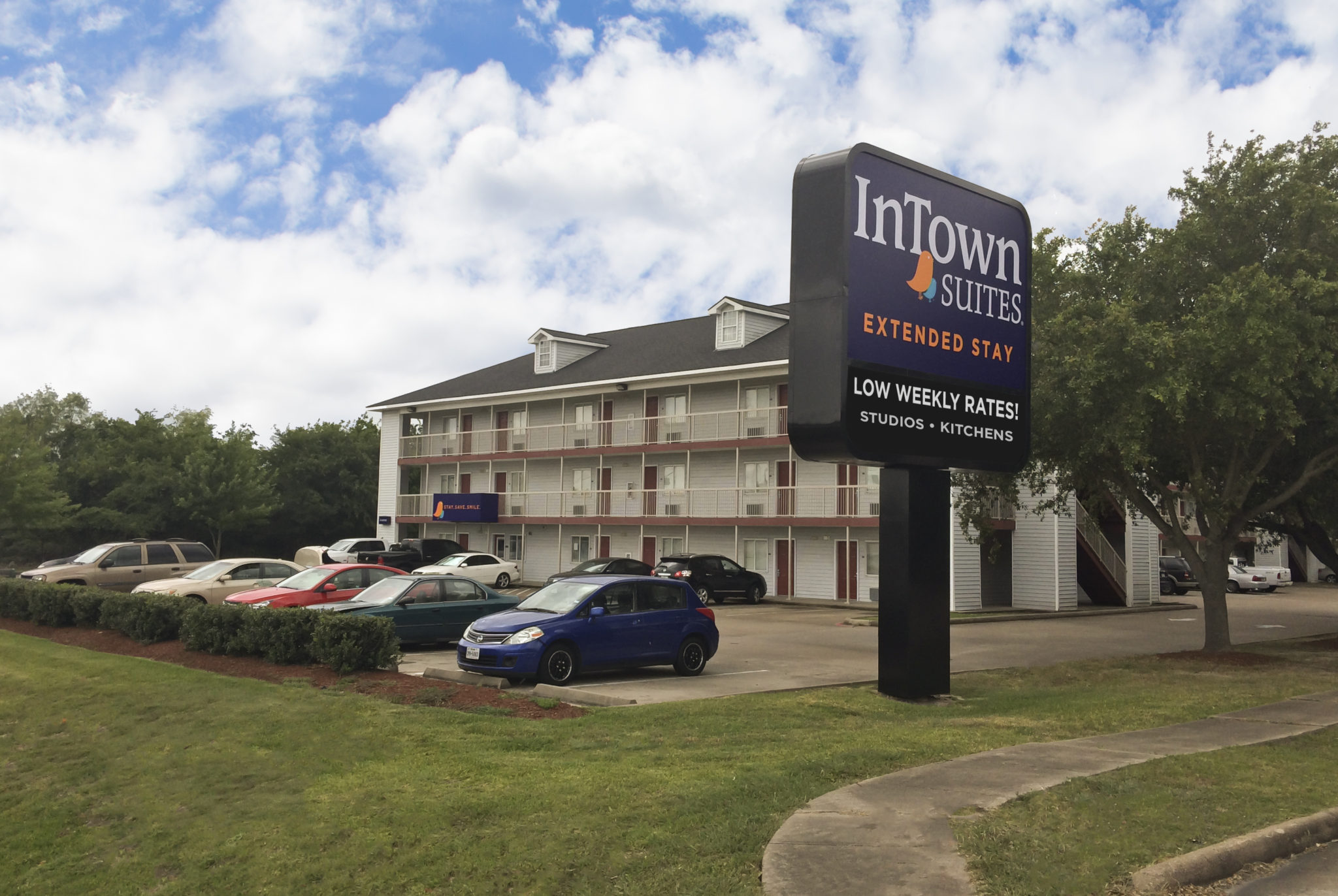 InTown Suites Extended Stay Houston TX - West Oaks