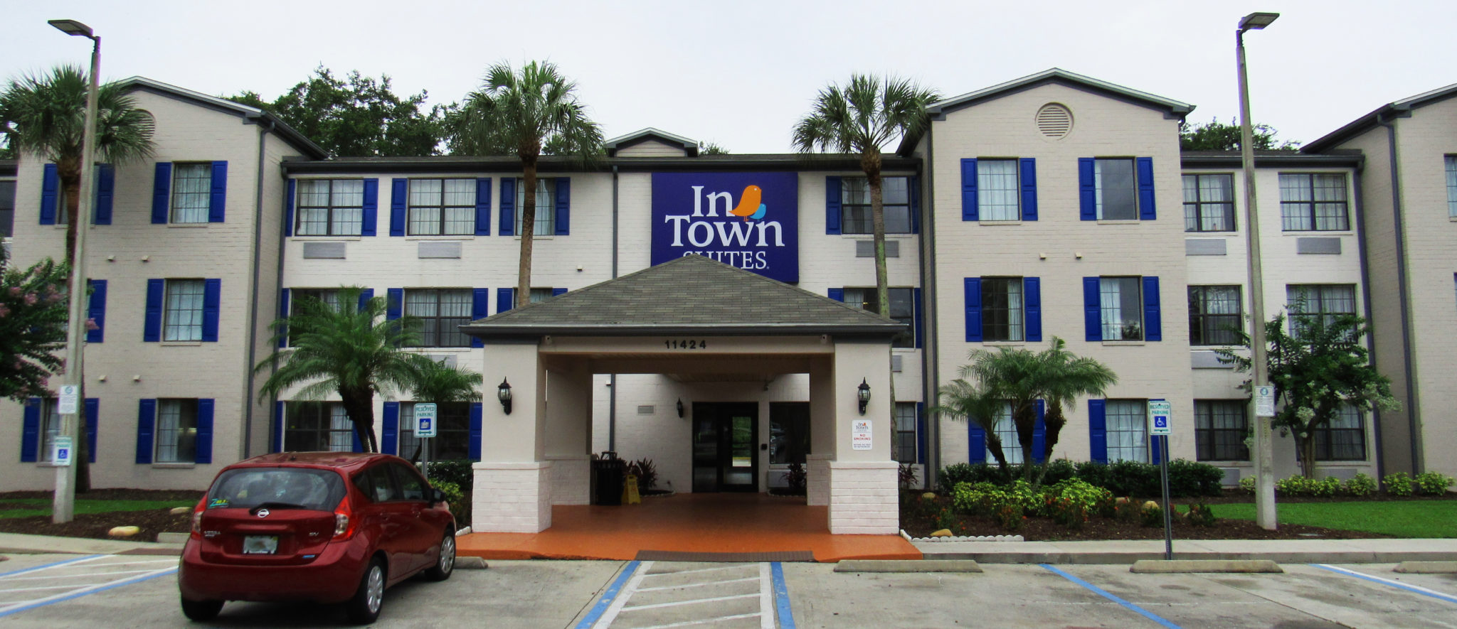 InTown Suites Extended Stay Orlando FL - University Blvd UCF