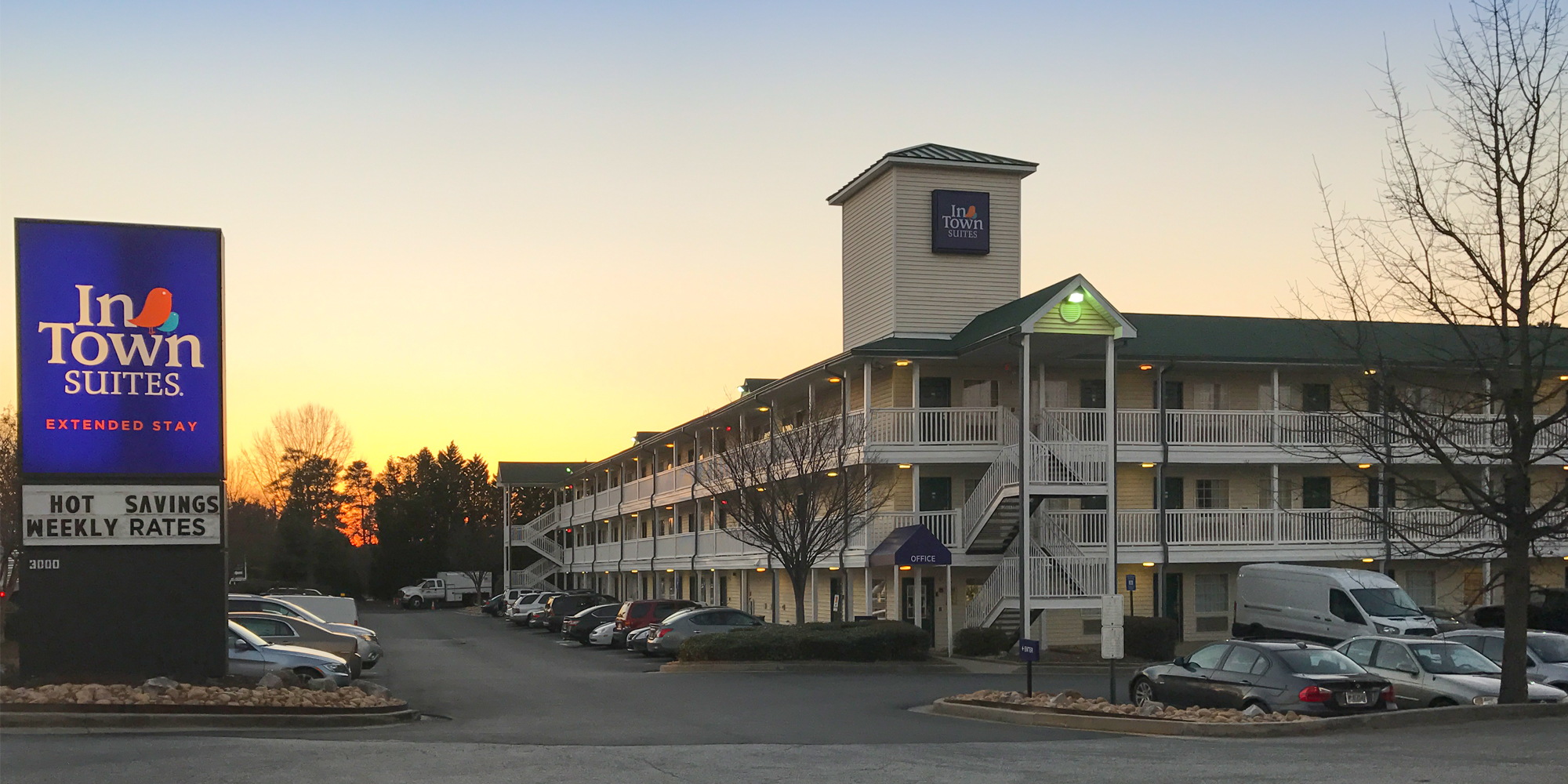 InTown Suites Extended Stay Atlanta GA - Smyrna