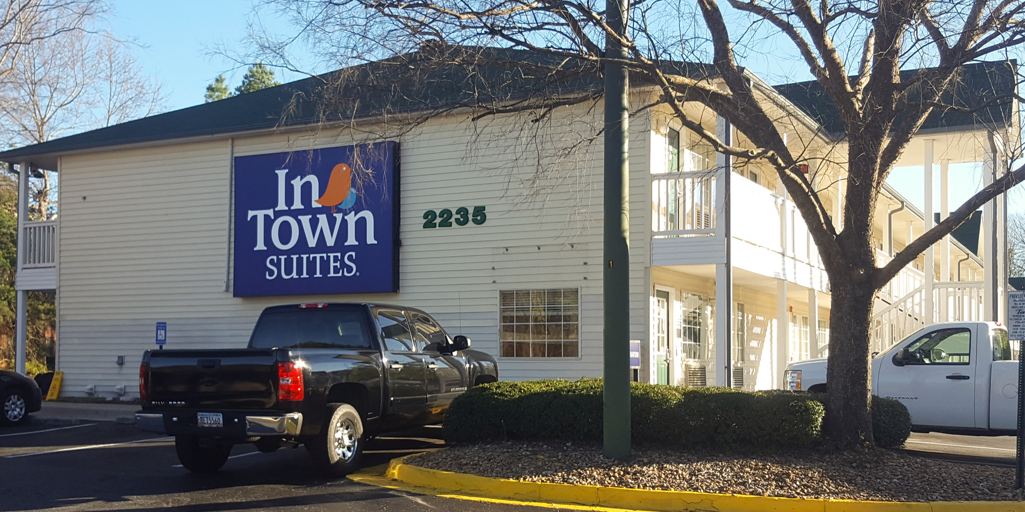 InTown Suites Extended Stay Atlanta GA - Morrow