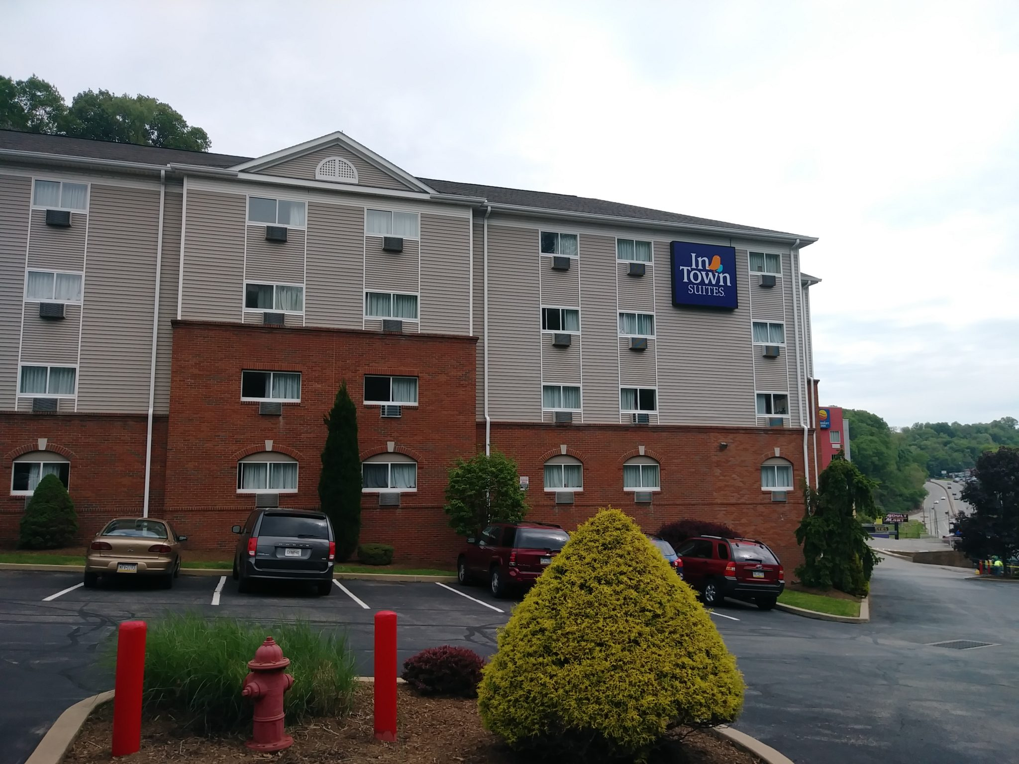 InTown Suites Extended Stay Pittsburgh PA