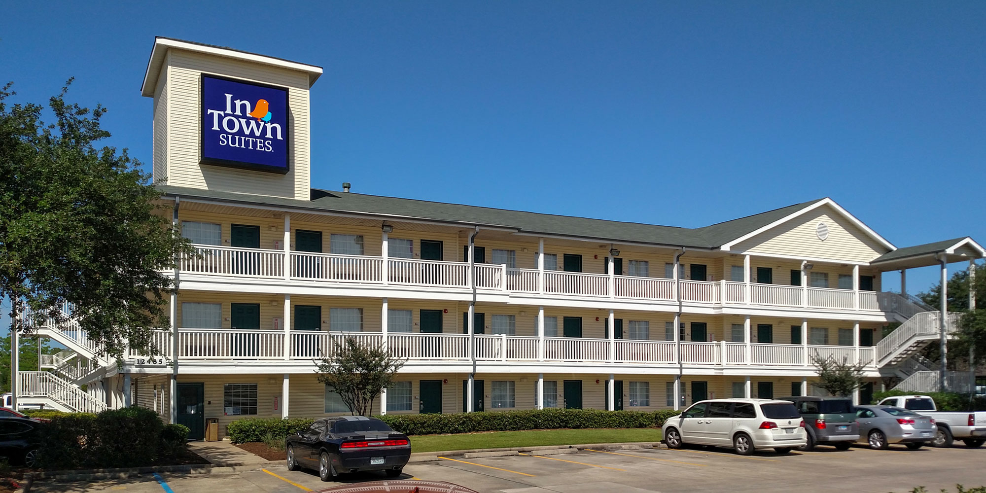 InTown Suites Extended Stay Houston TX - Hobby Airport