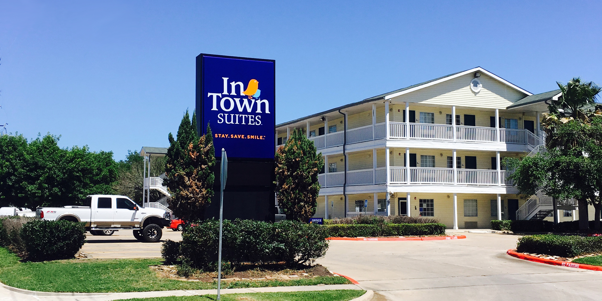 InTown Suites Extended Stay Houston TX - Stafford