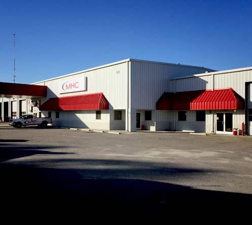 MHC Truck Leasing - Wilmington