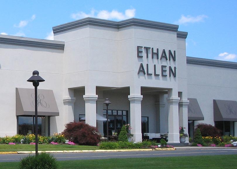 Ethan Allen (inside Waterfront Town Center)