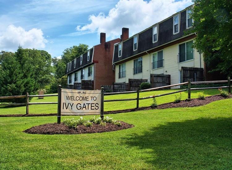 Ivy Gates Apartments