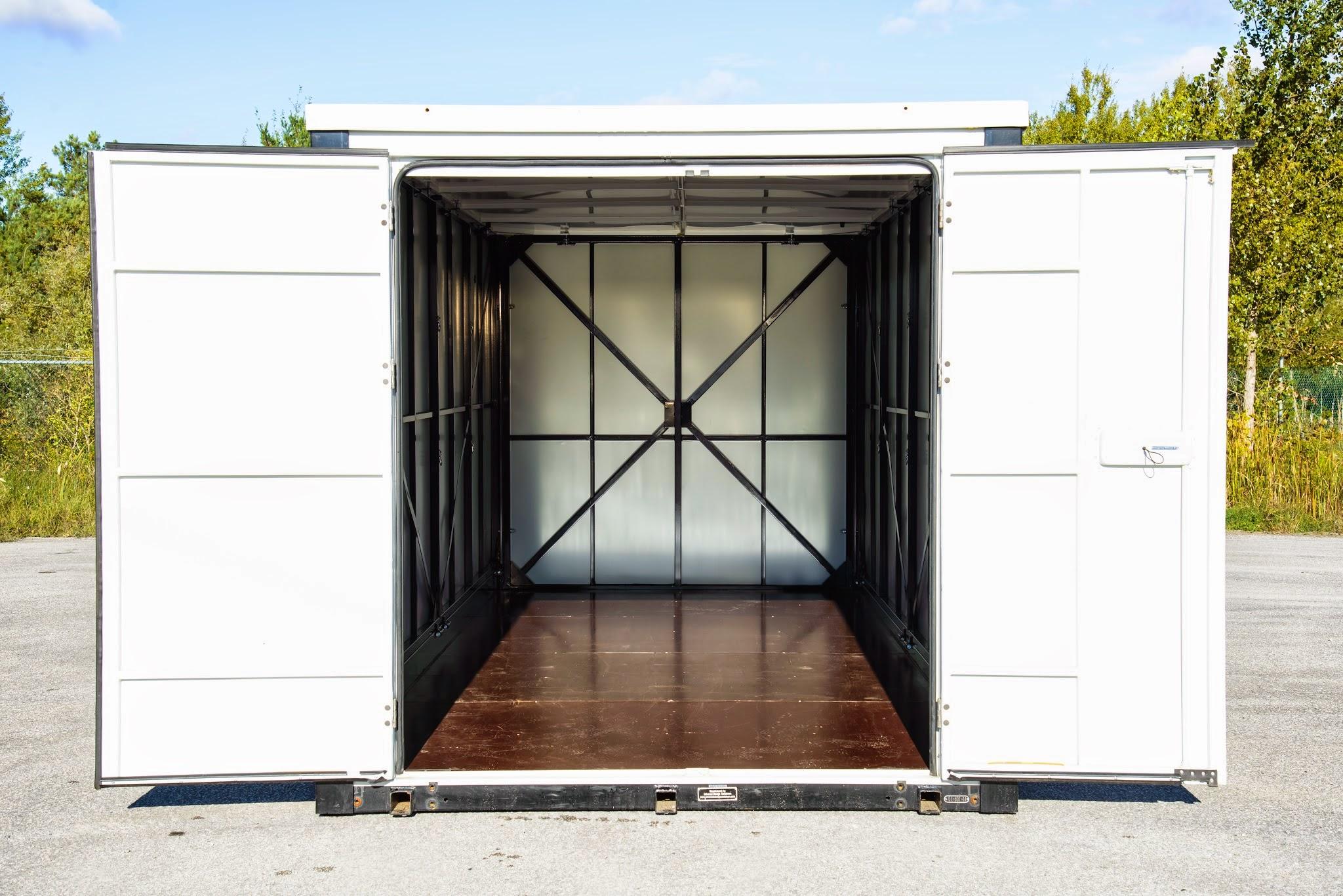 Cubeit Portable Storage - Utopia
