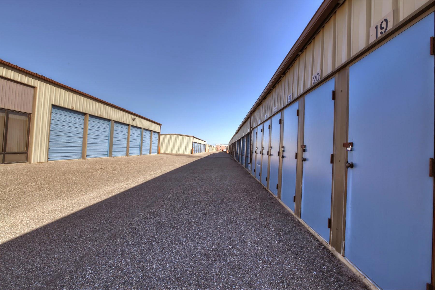 Access Storage - Lethbridge