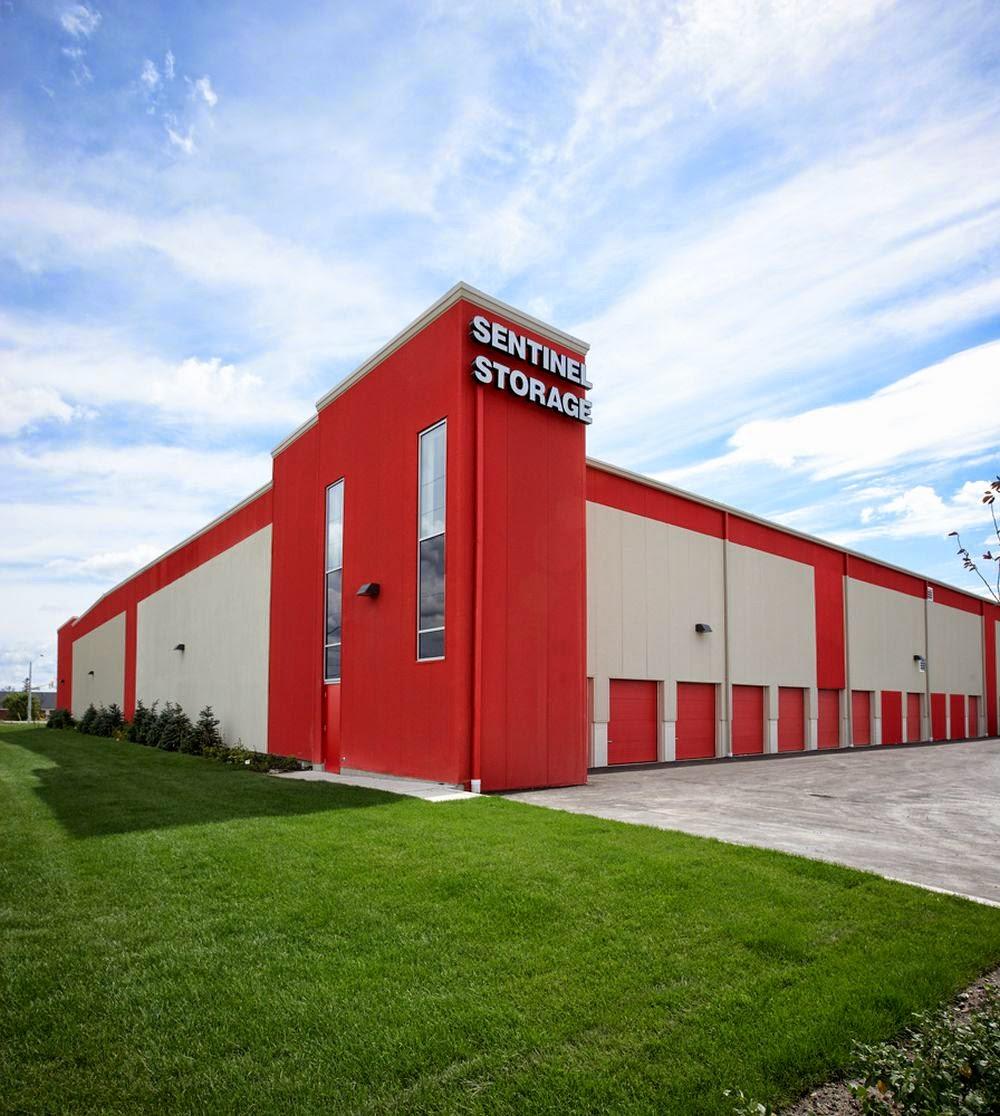 Sentinel Storage - Stouffville