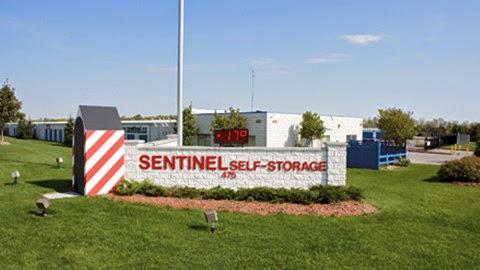 Sentinel Storage - Ajax