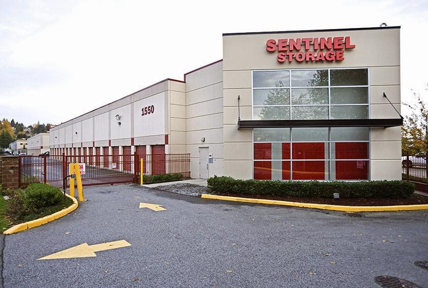 Sentinel Storage - Coquitlam