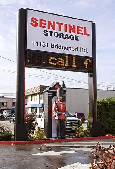 Sentinel Storage - Richmond