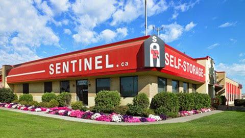 Sentinel Storage - Edmonton Argyll
