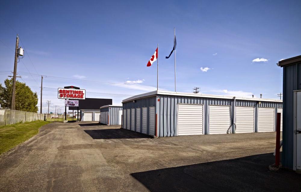 Sentinel Storage - Edmonton West