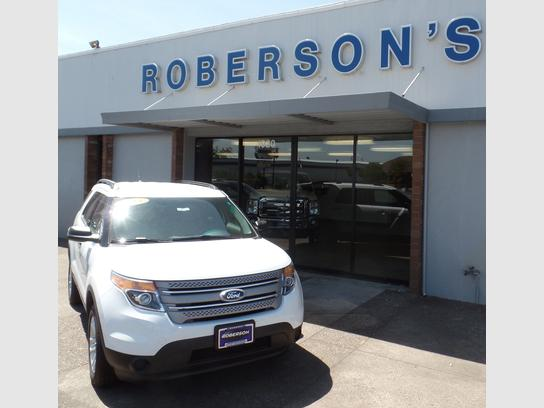 Roberson Albany Ford - Albany, OR 97321 - (541)926-5555 | ShowMeLocal.com