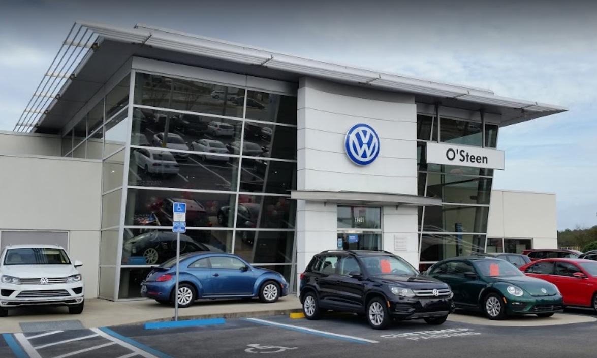 O'Steen Volkswagen