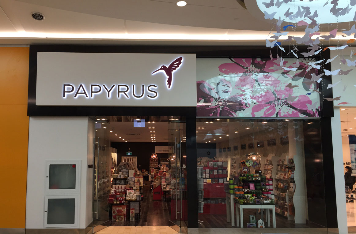 Papyrus - Mississauga, ON L5B 2C9 - (905)897-1111 | ShowMeLocal.com