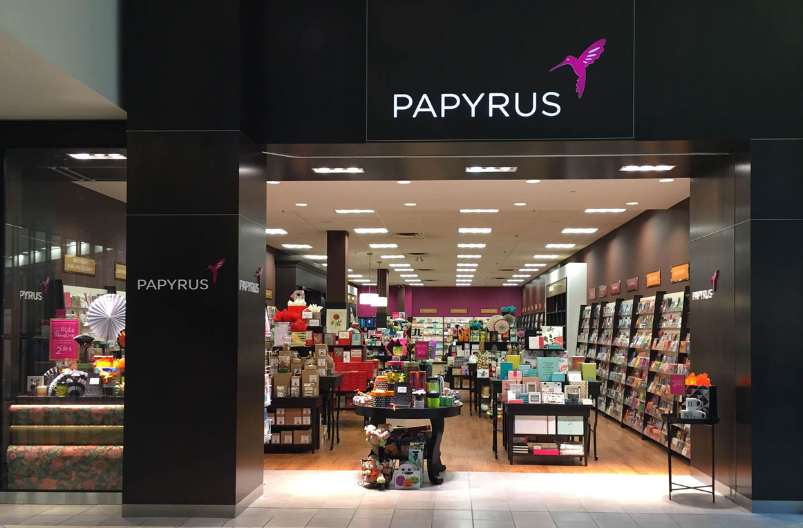 Papyrus - Pointe-Claire, QC H9R 1C4 - (514)695-9048 | ShowMeLocal.com