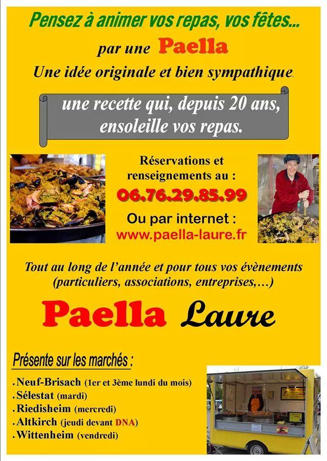 Paella Laure