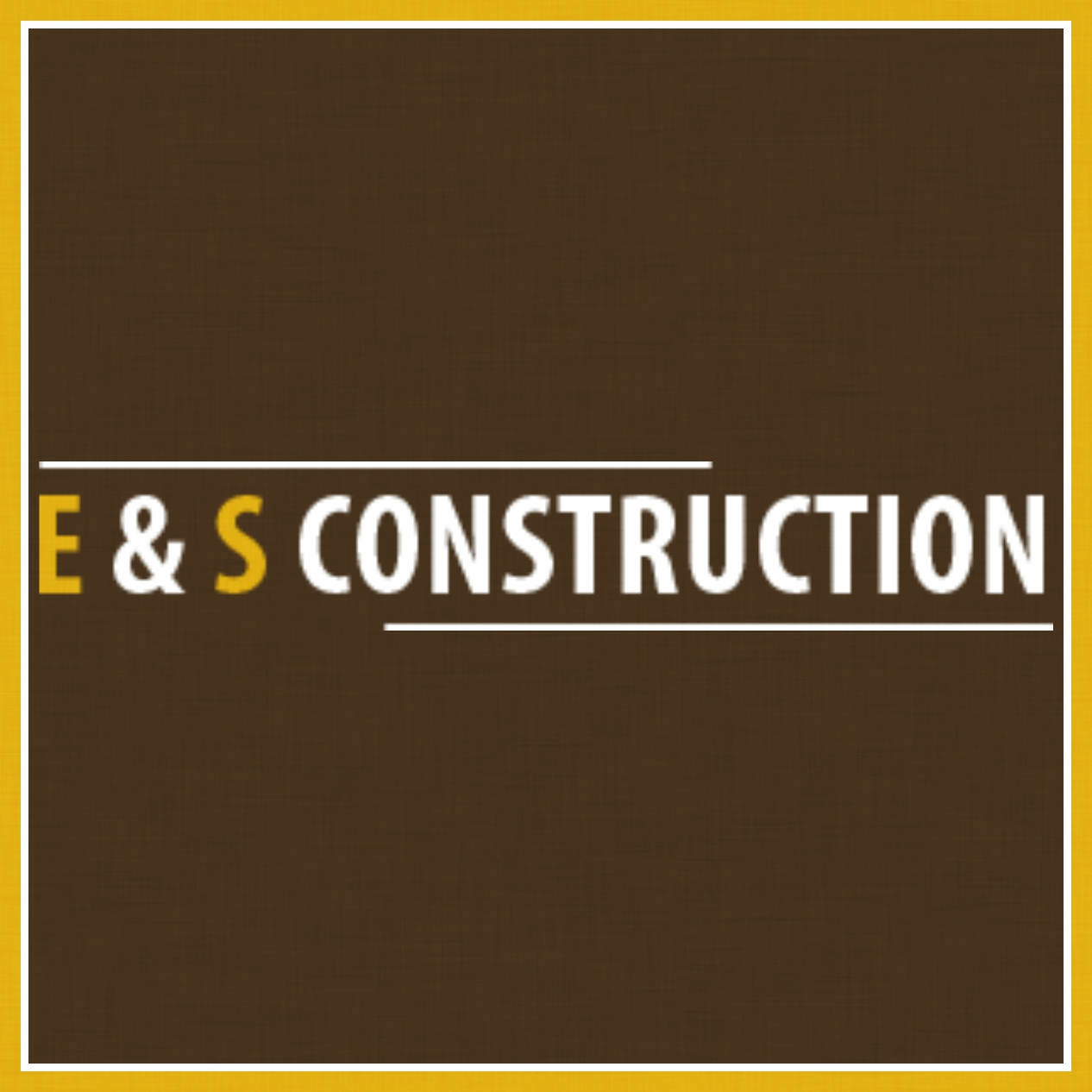 E and S Construction