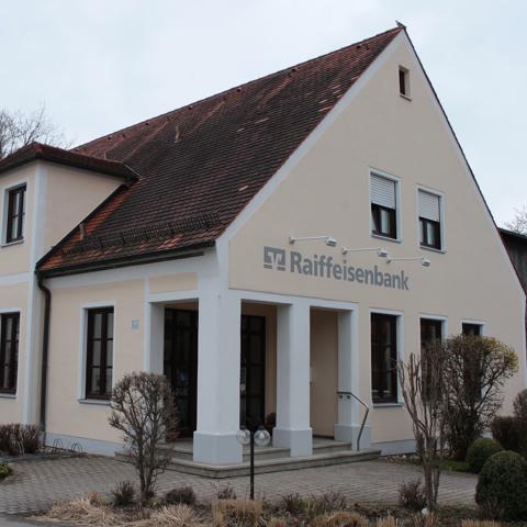 Foto de Raiffeisenbank im Donautal eG, Geschäftsstelle Bruck