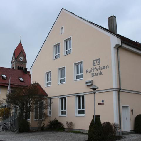 Foto de Raiffeisenbank im Donautal eG, Geschäftsstelle Weichering