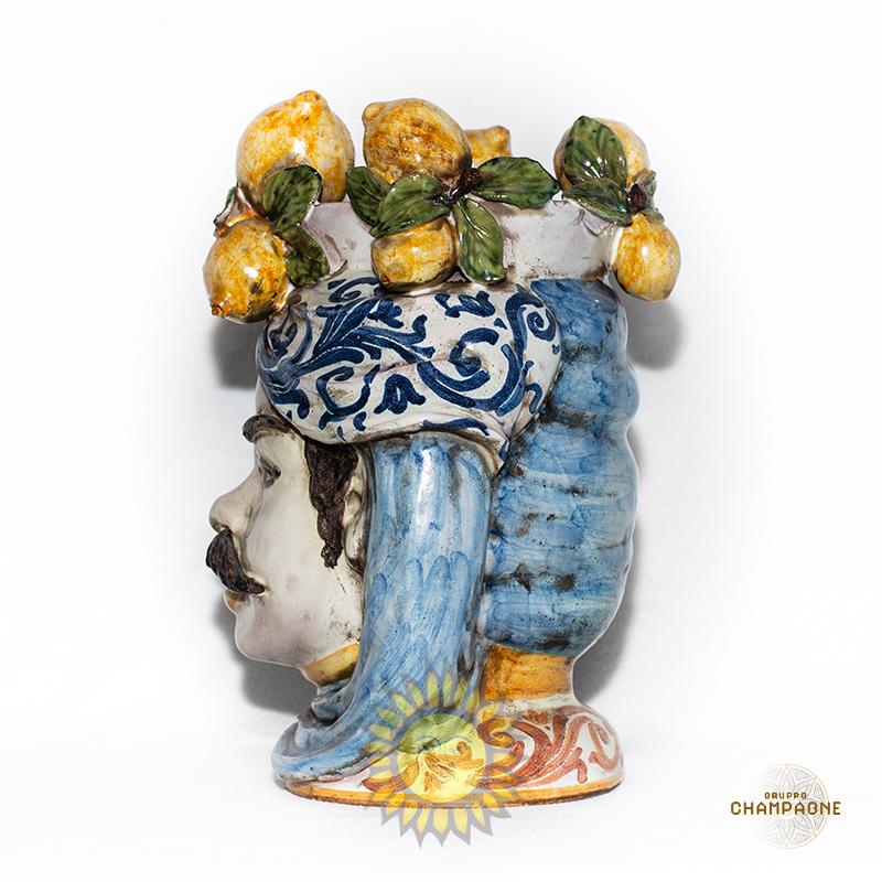 Bottega Sicula Ceramiche Siciliane - Ceramiche di Sicilia