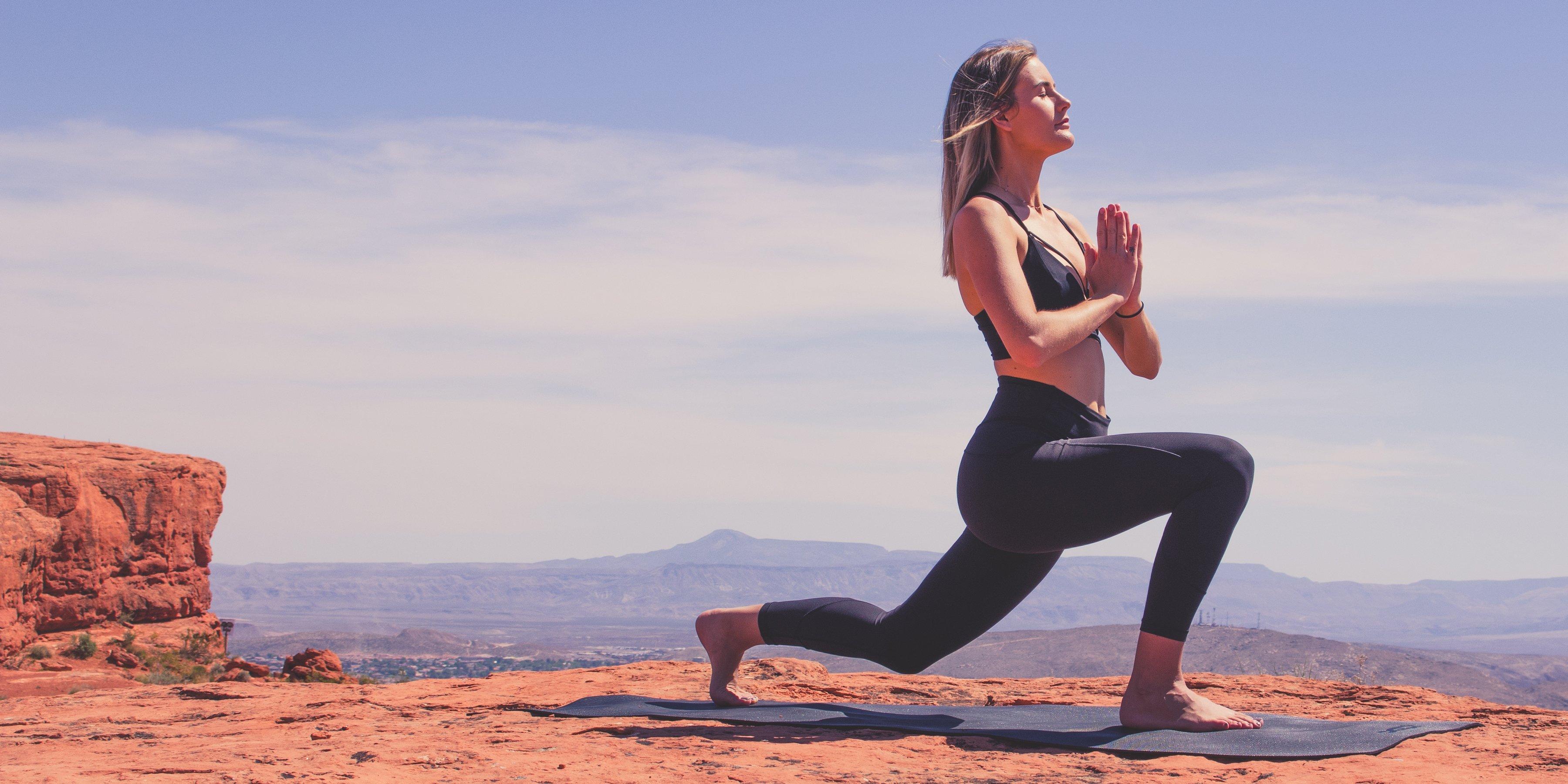 Local Yoga Studio
