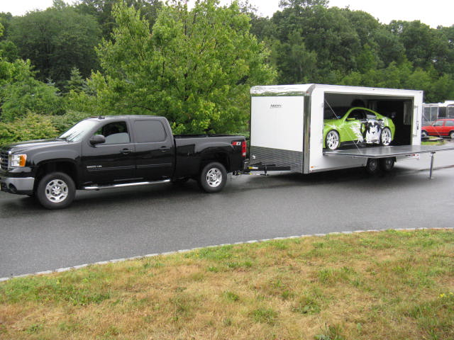 Performance Trailers Inc