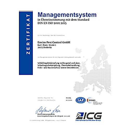 Enviro Pest Control GmbH