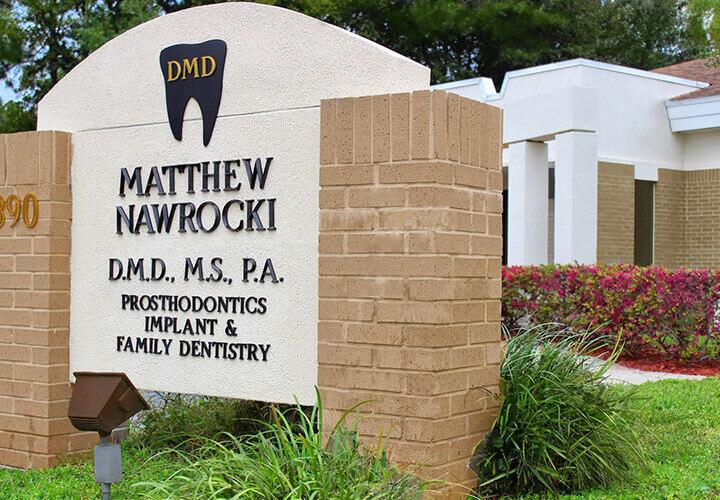 Matthew Nawrocki DMD, MS
