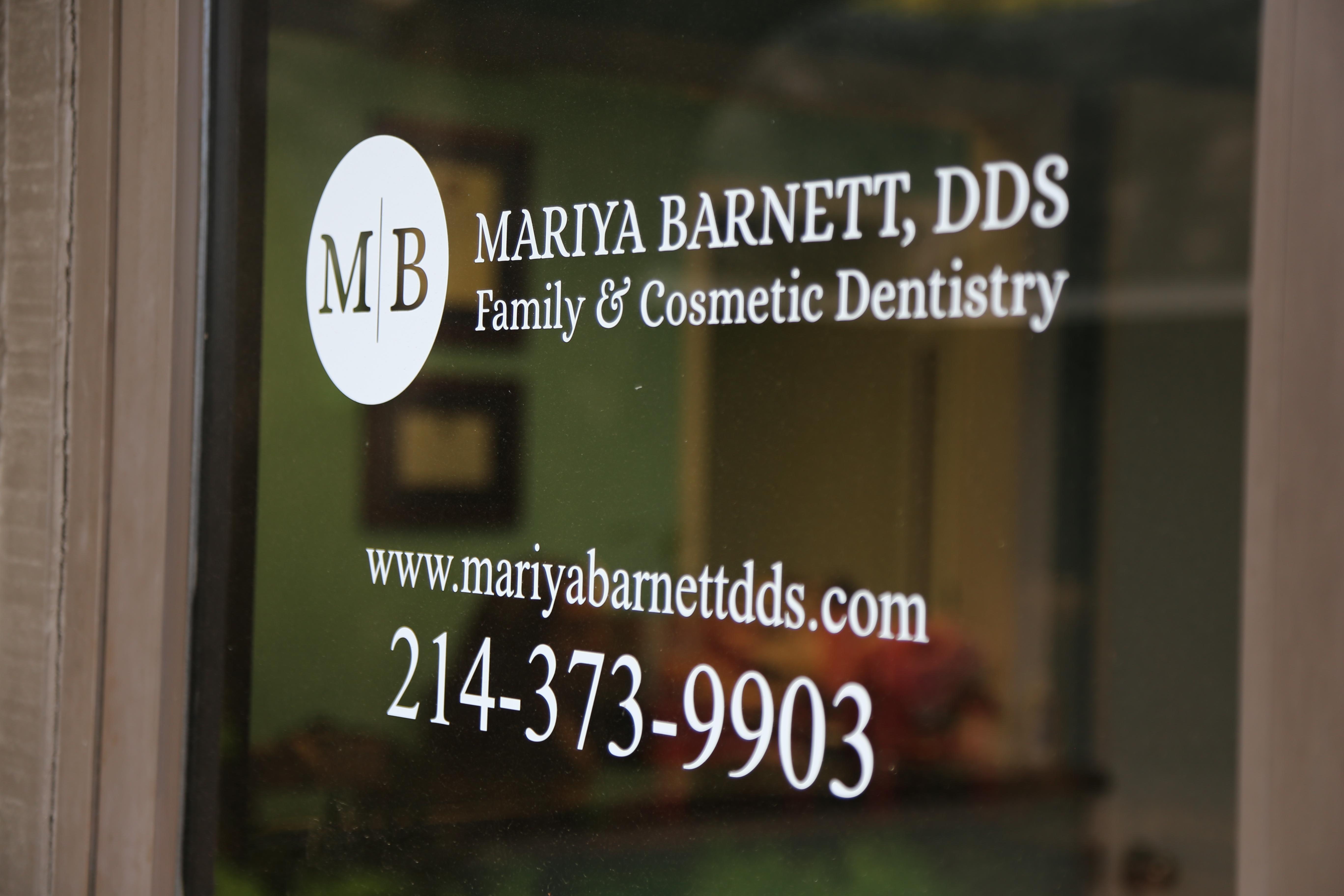 Mariya Barnett, DDS Family & Cosmetic Dentistry