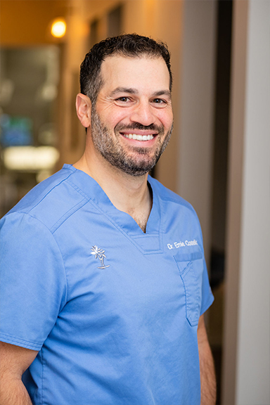 Arlington Heights dentist, Dr. Ernie Costello