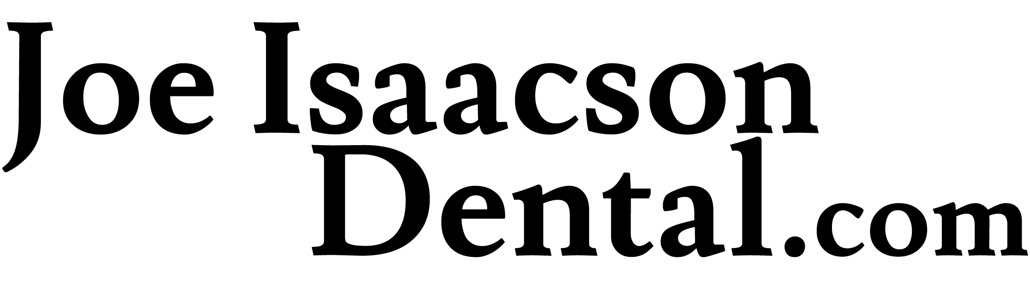 Joe Isaacson Dental