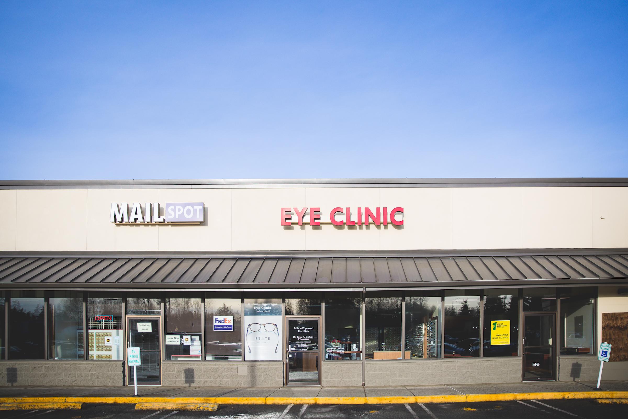 Milton-Edgewood Eye Clinic