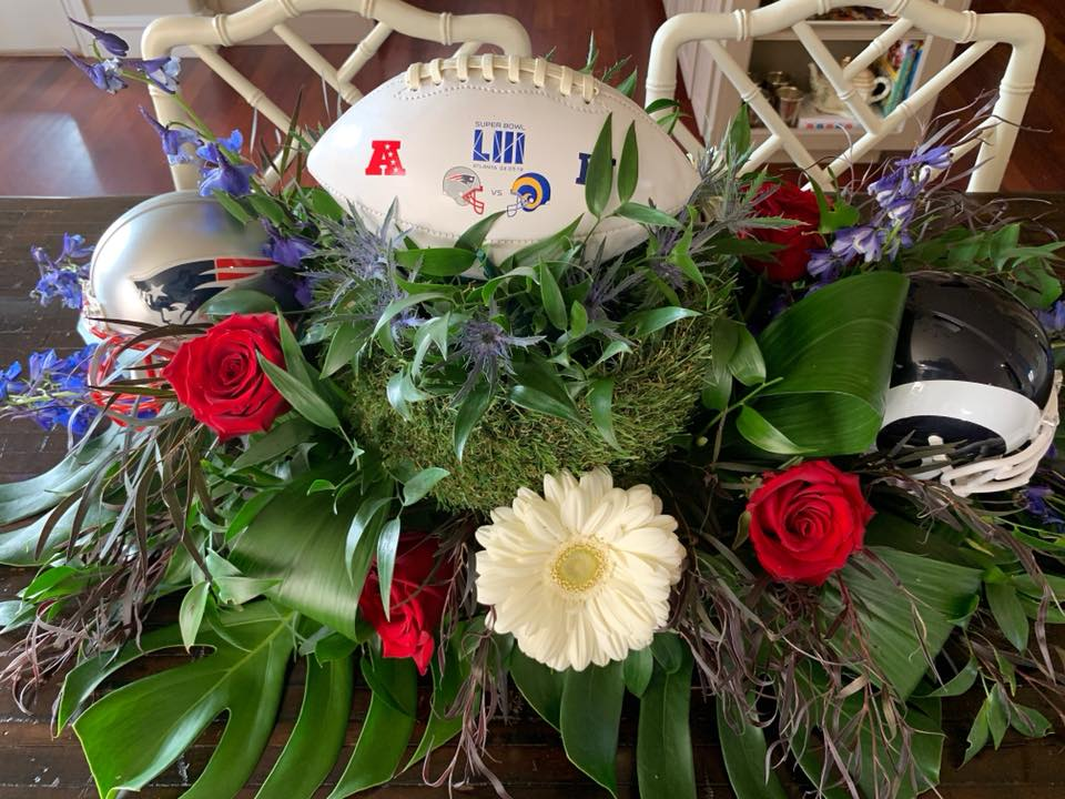 New Leaf Florist in Casady Square