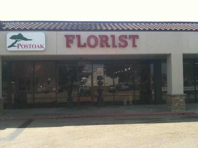 Postoak Florist