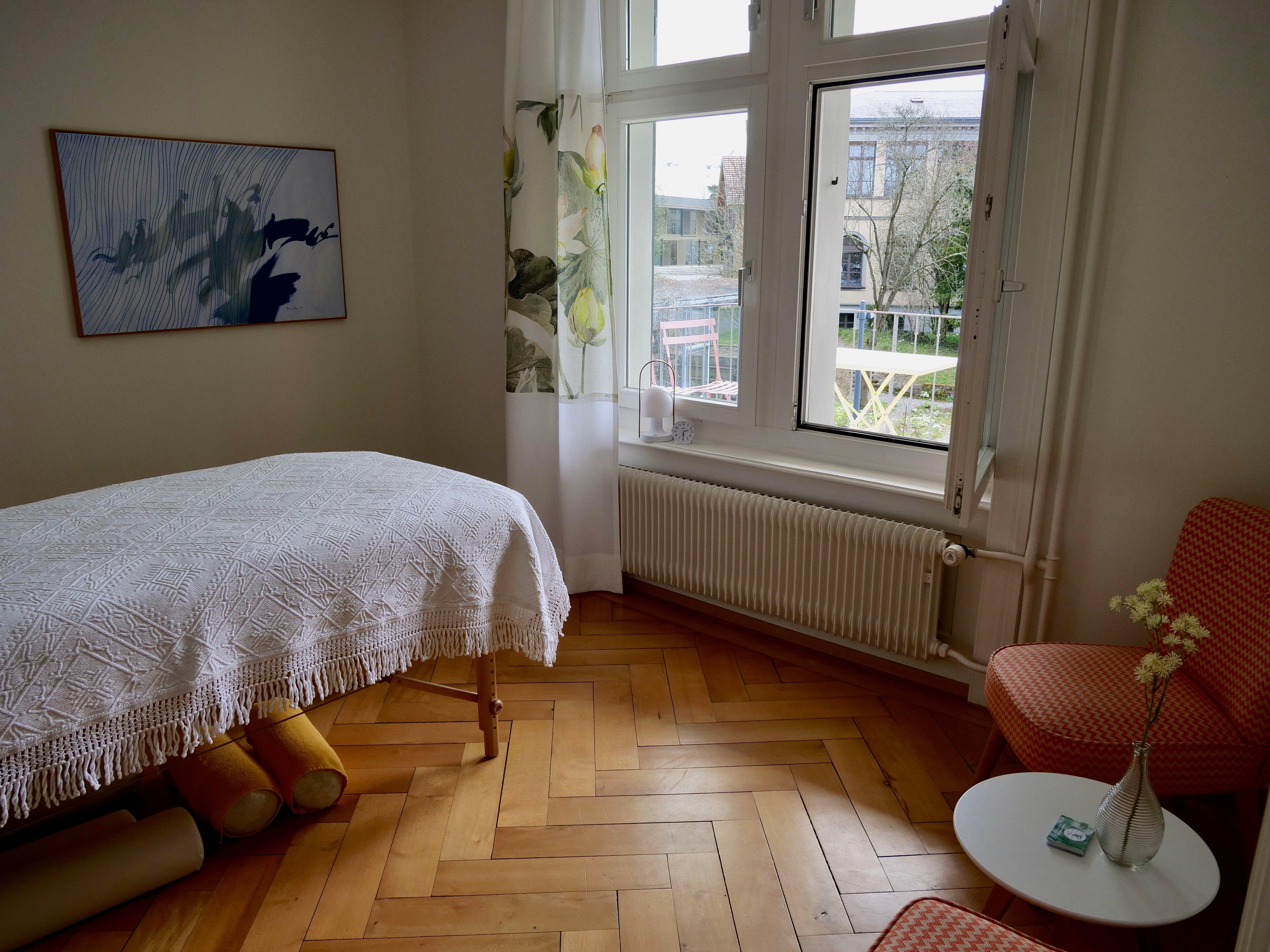 Esalen-Massage Brigitte Wettstein