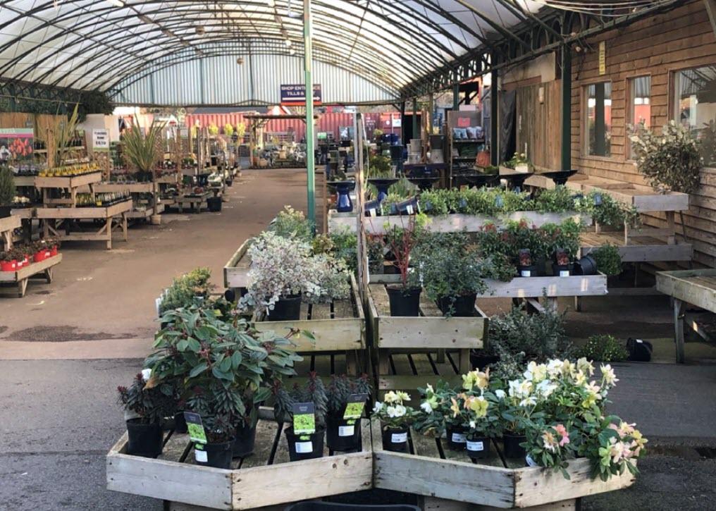 Billing Garden Store - Shaw Trust Garden Centre