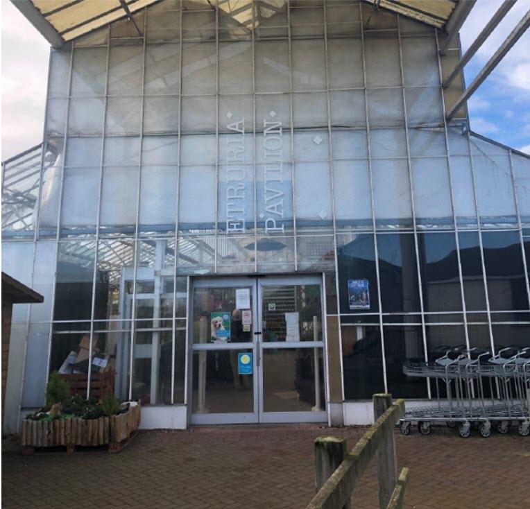 Pavilion Garden Store - Shaw Trust Garden Centre