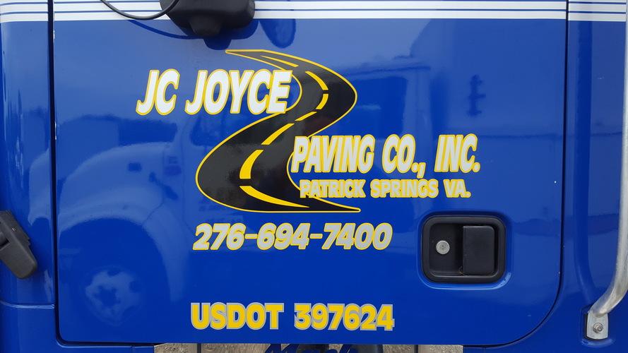 J C Joyce Trucking & Paving
