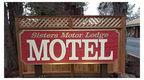 Sisters Motor Lodge