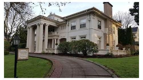 Portland's White House Bed & Breakfast