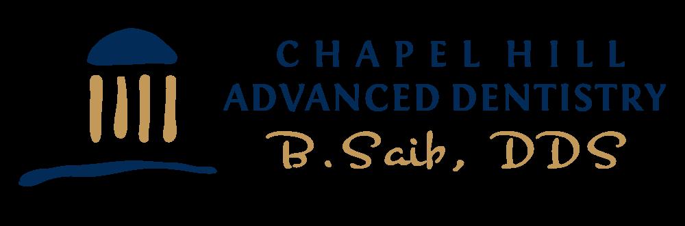 Chapel Hill Advanced Dentistry - Bilal Saib, DDS