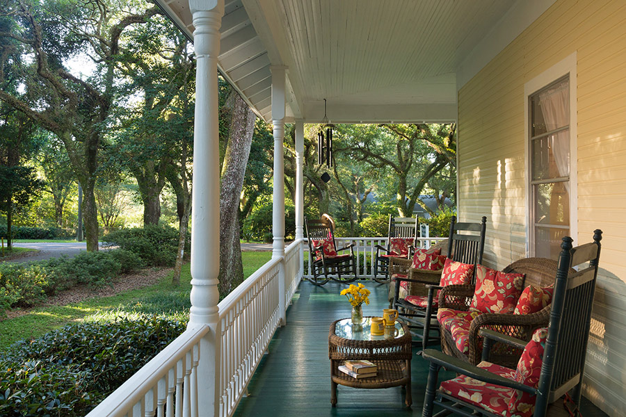 Magnolia Springs Bed and Breakfast